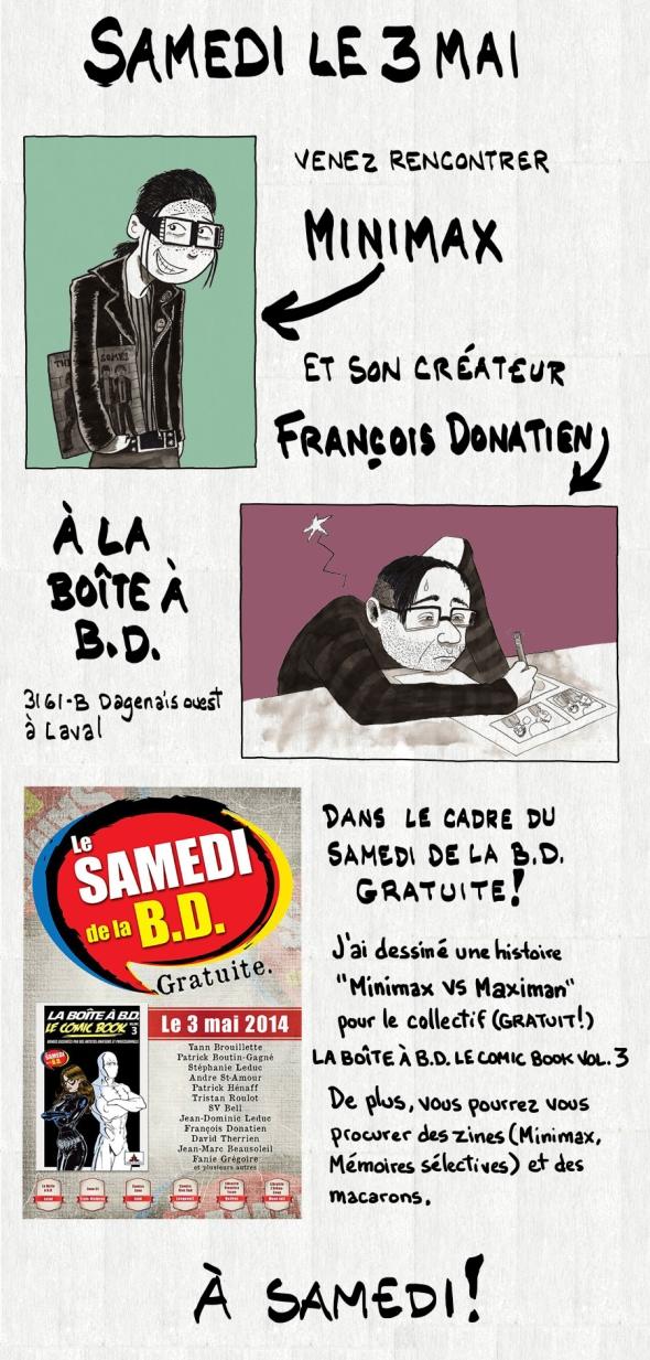 ©2014 François Donatien, tous droits réservés